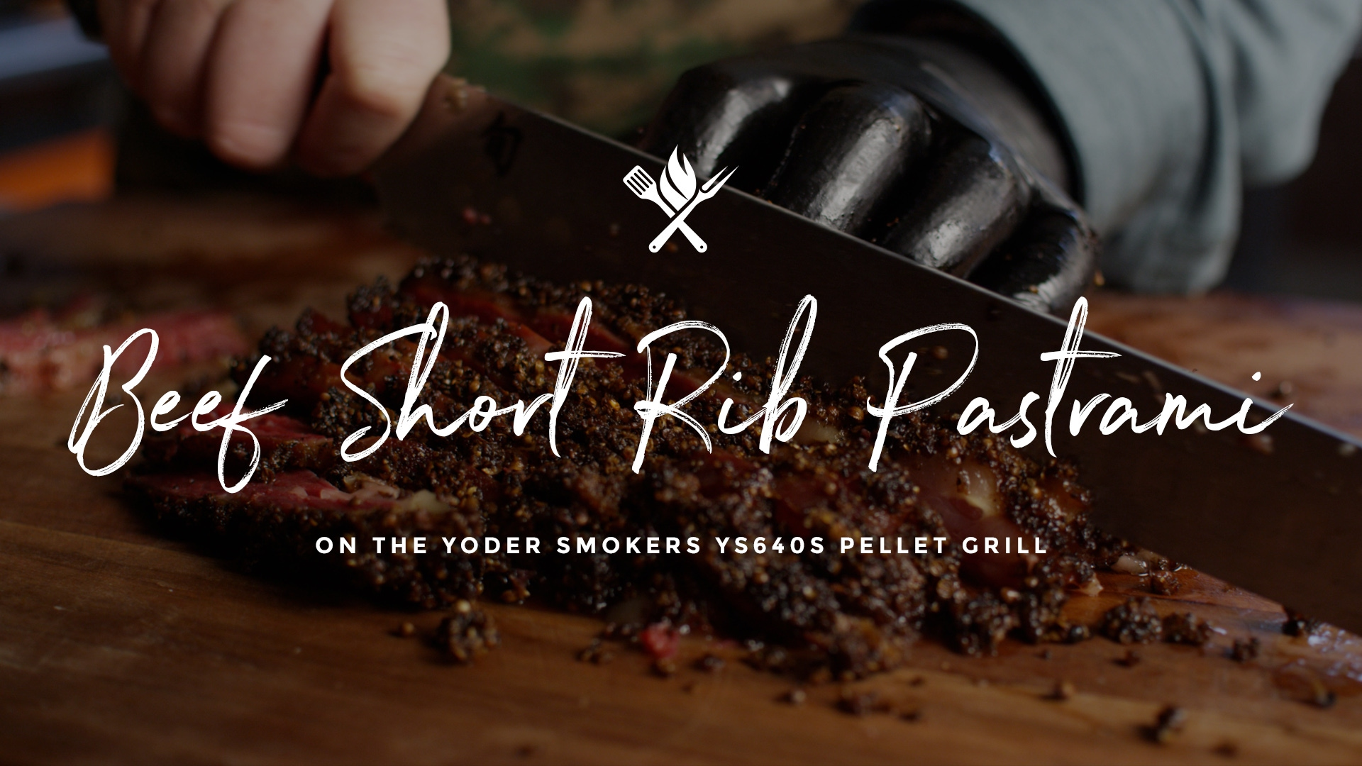 How to make Beef Short Rib Pastrami