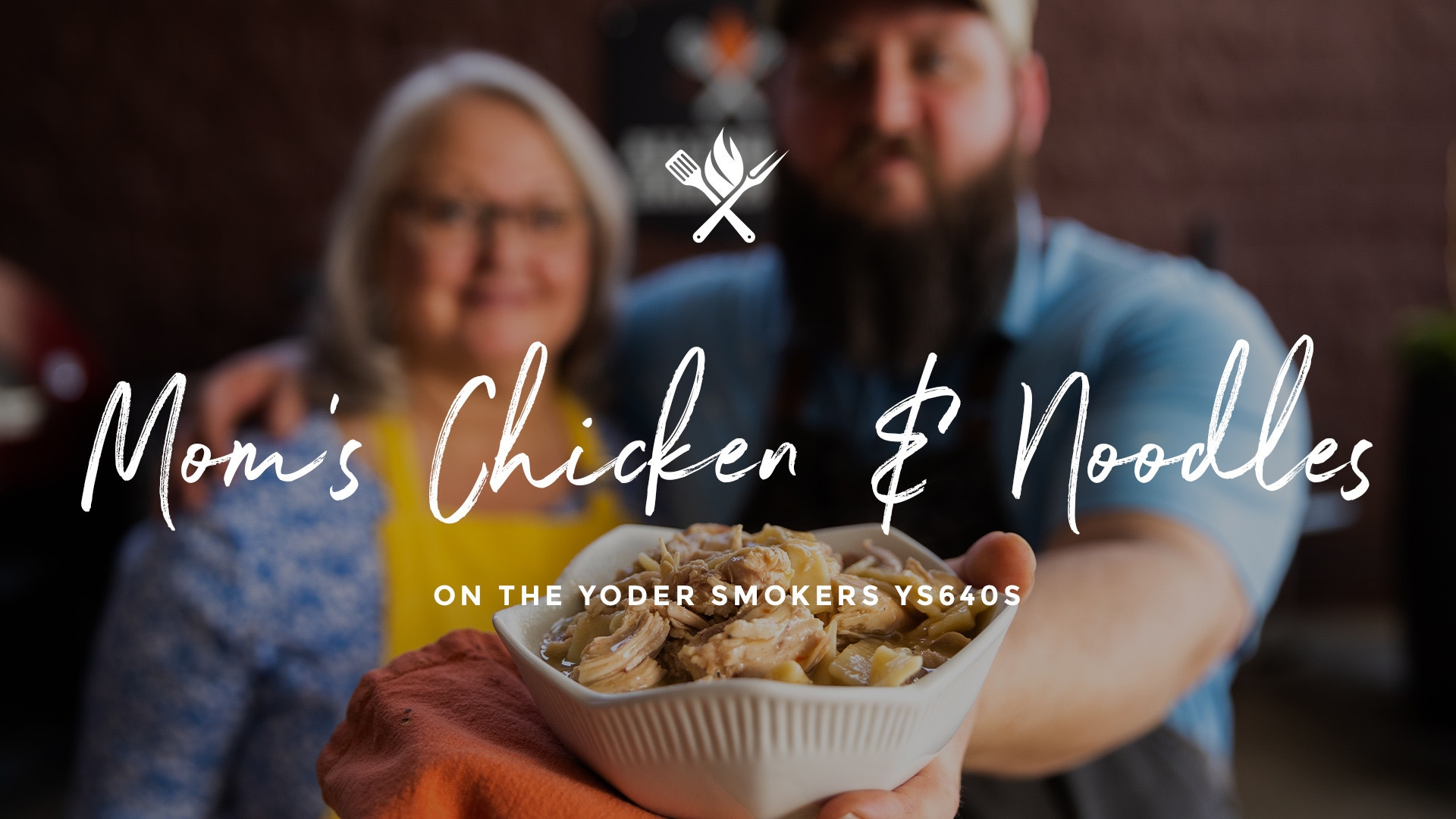 How to make Mom's Chicken & Noodles