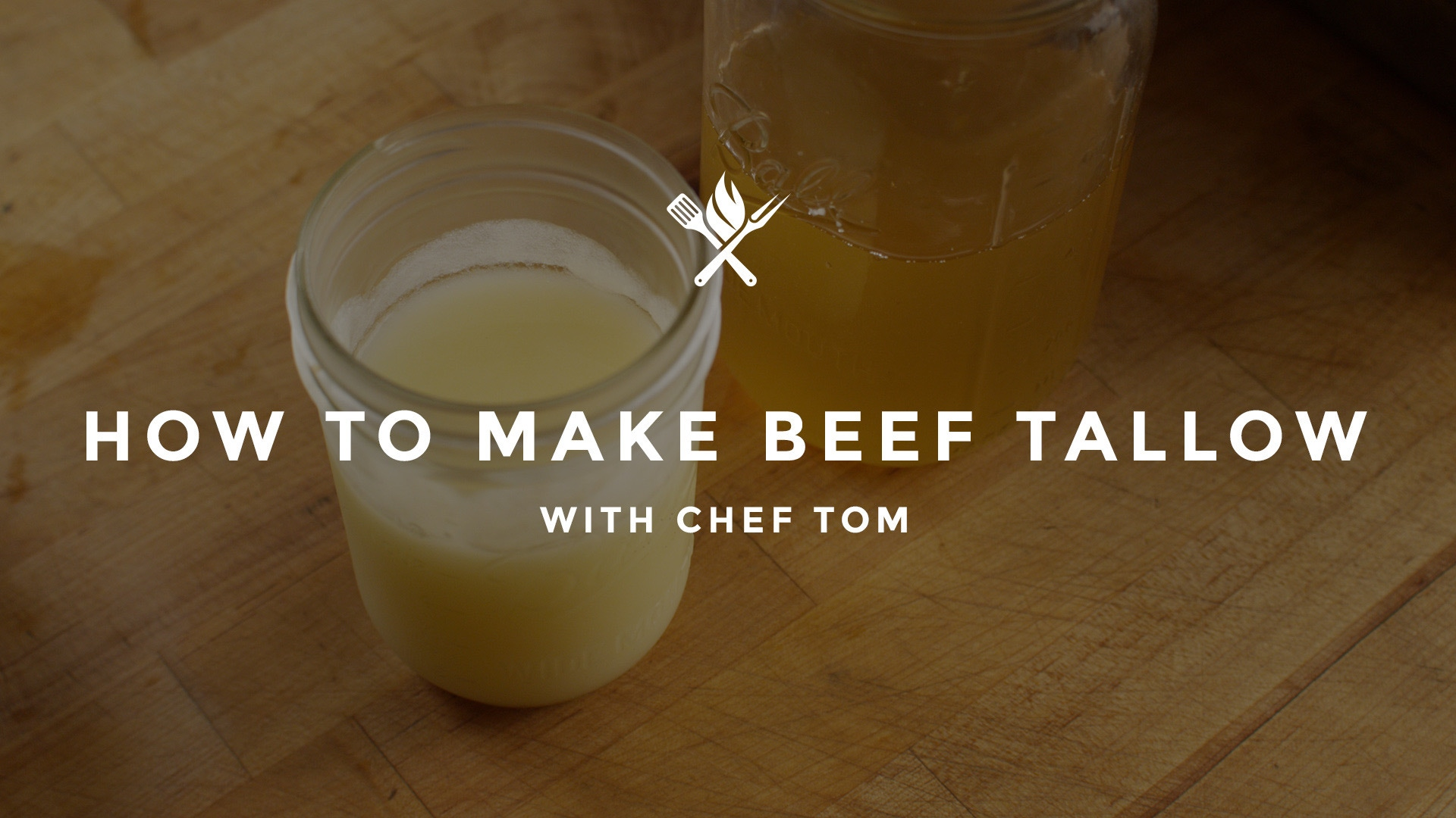 How to Make Beef Tallow From Your Brisket Trimmings