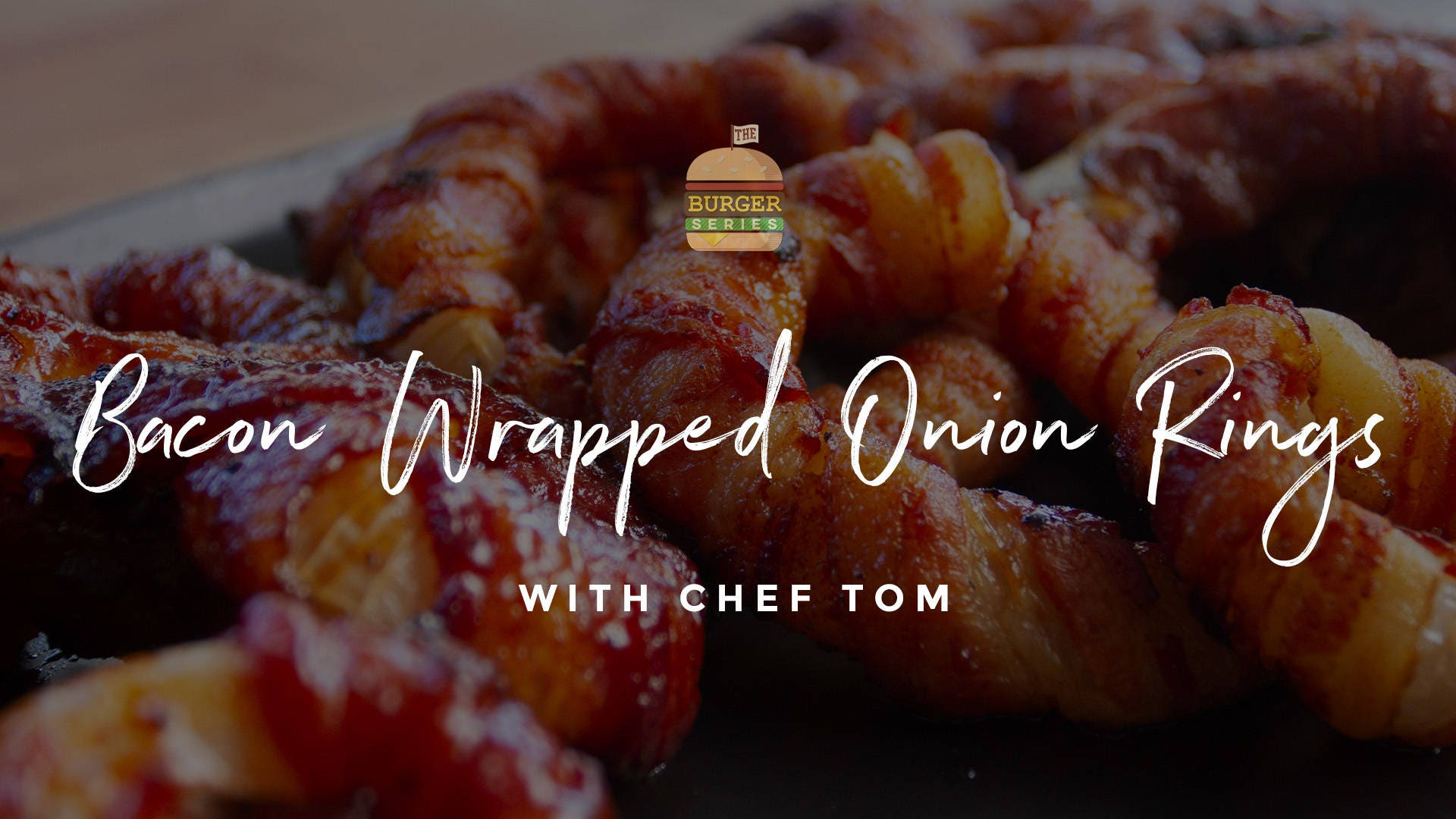 How to make Bacon Wrapped Onion Rings