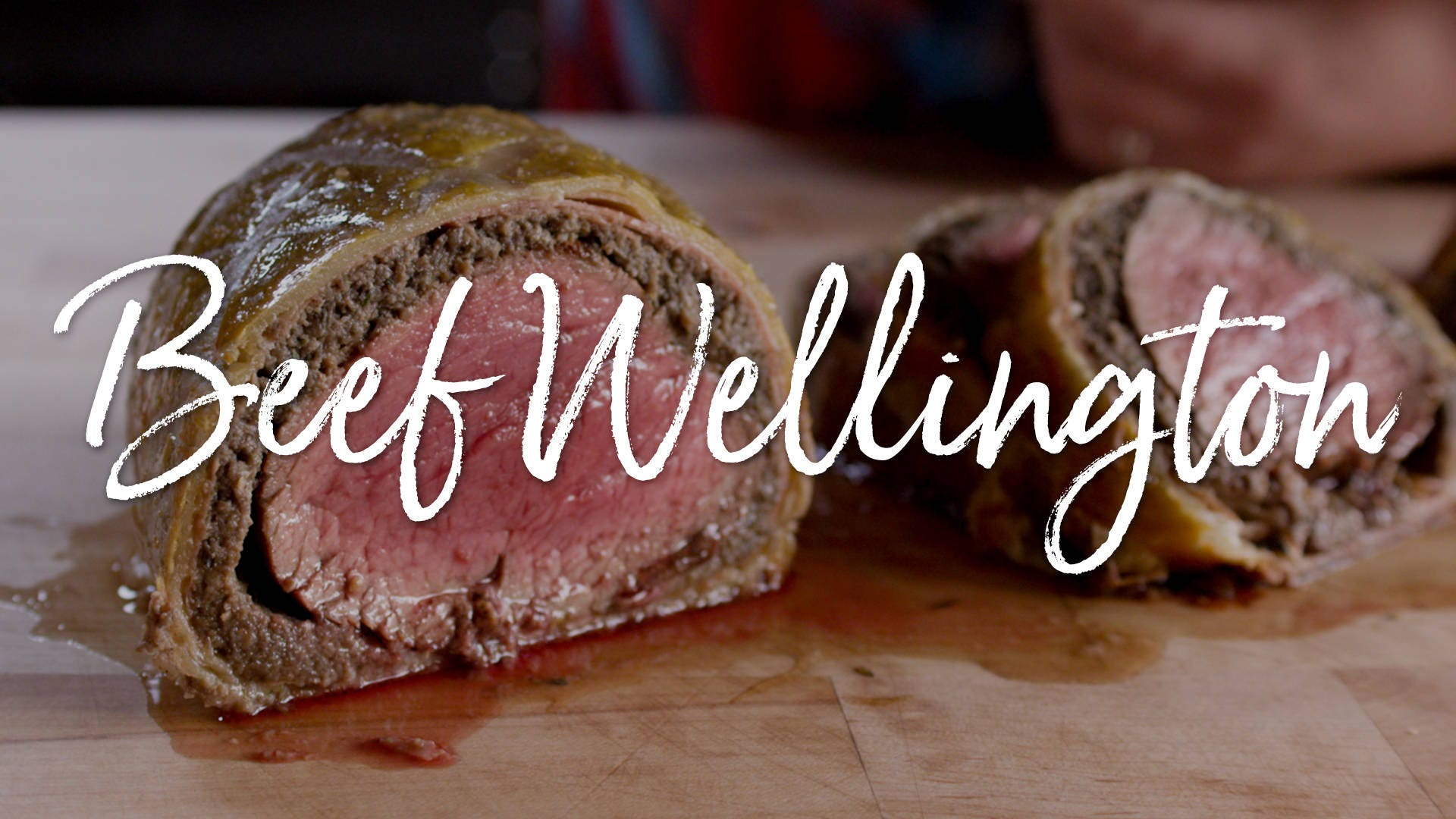 Recipe for Beef Wellington