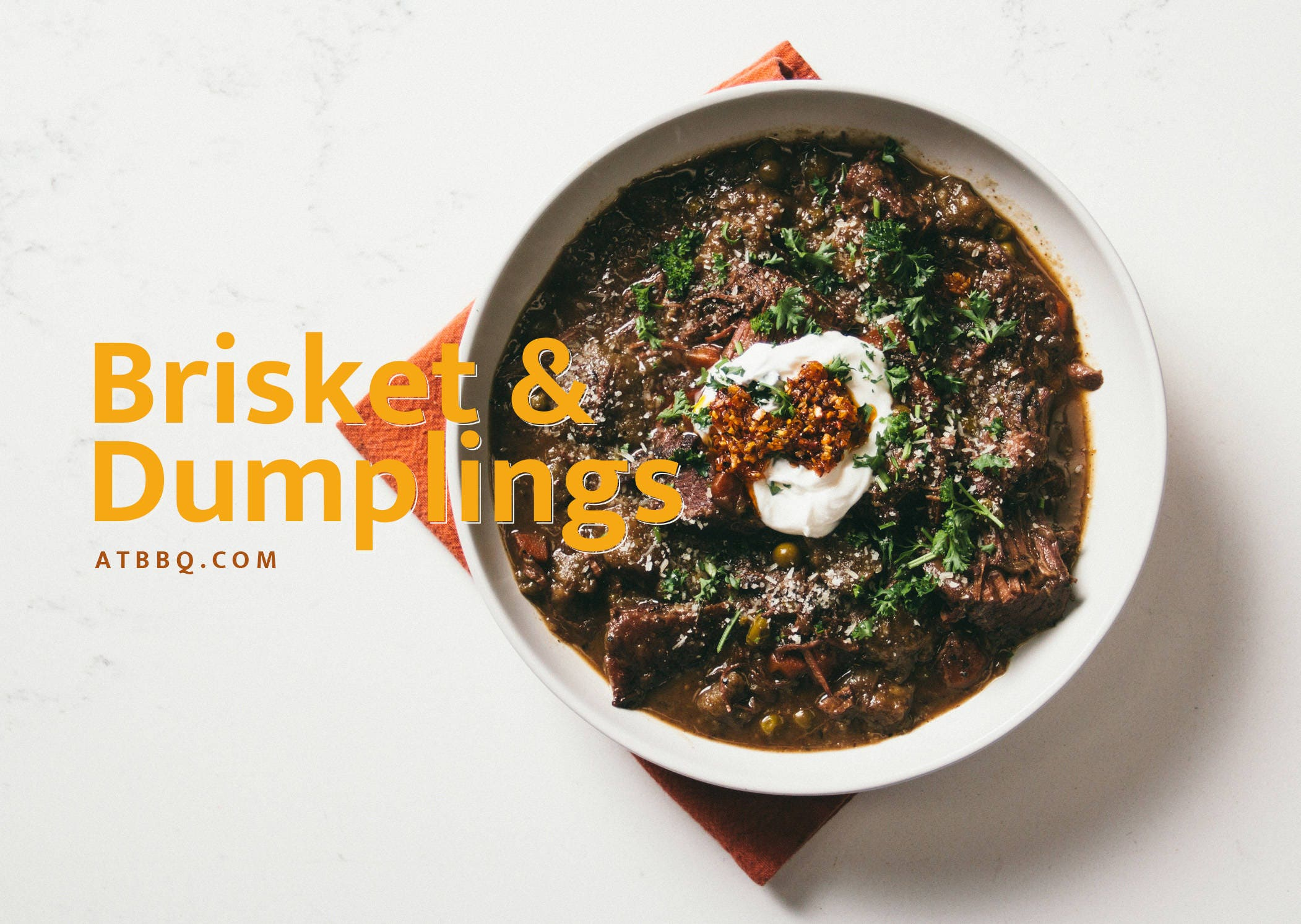How to make Brisket & Dumplings