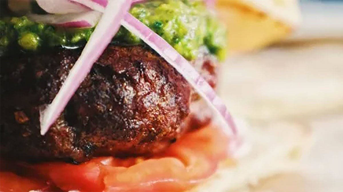 Cooking with Fire Episode 23: Lamb Burgers