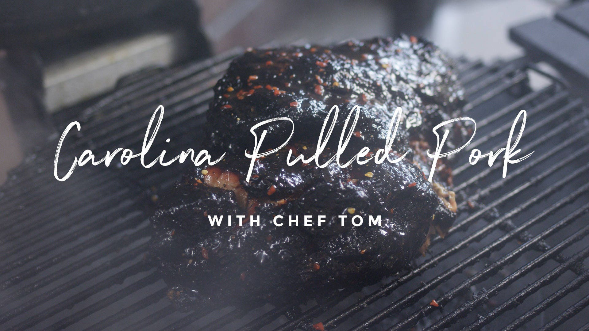 How to make Carolina Pulled Pork