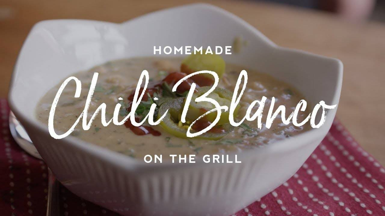 How to make Chili Blanco