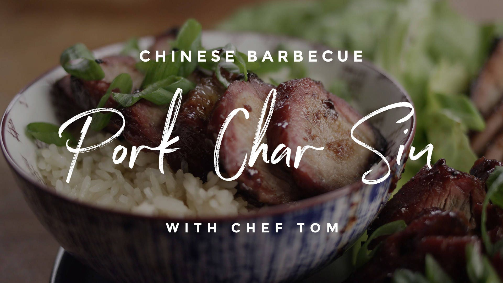 How to make Chinese Barbecue Pork Char Siu