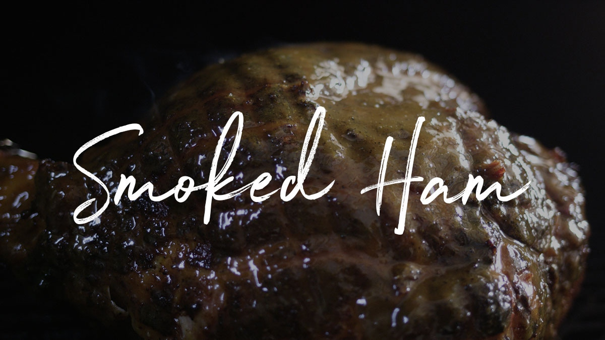 Smoked Ham Recipe