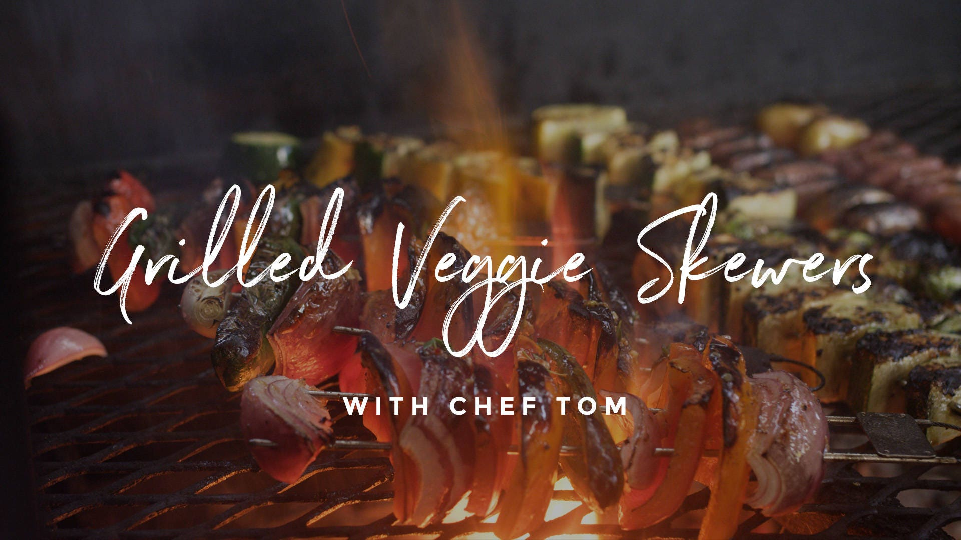 Grilled Veggie Skewers Recipe