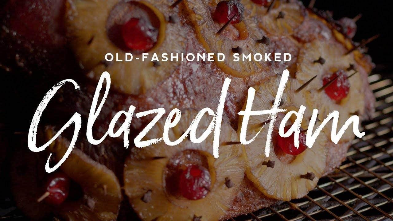 How to make Old Fashioned Glazed Ham