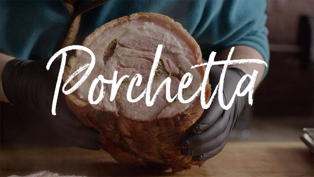 How to make Grilled Porchetta