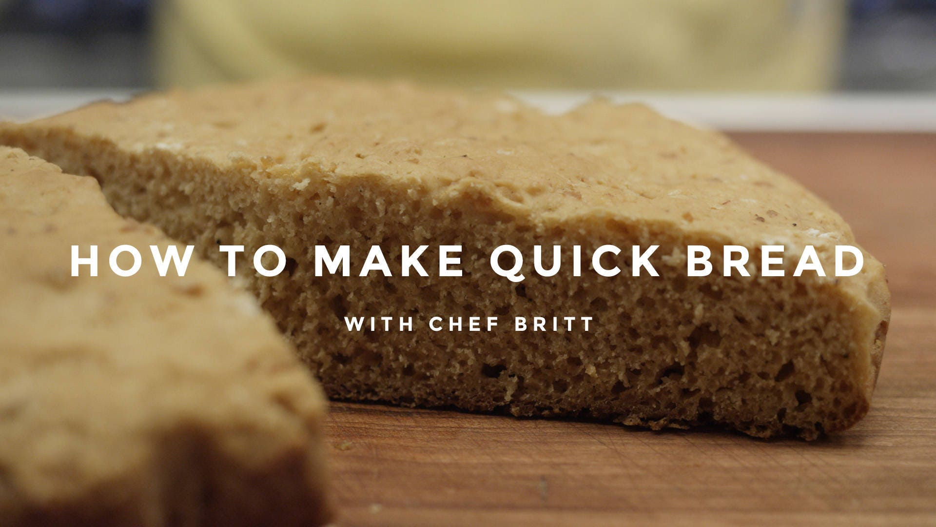 Quick Bread Recipe