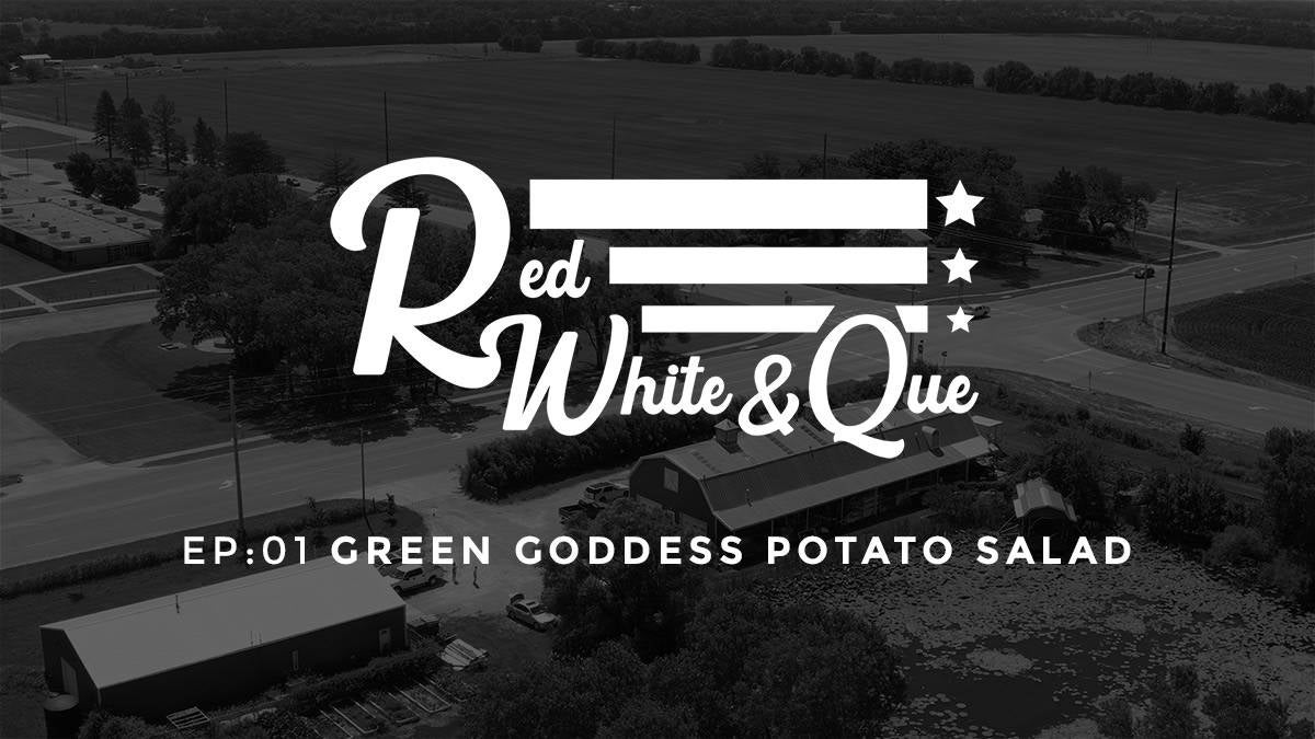 Green Goddess Potato Salad Recipe