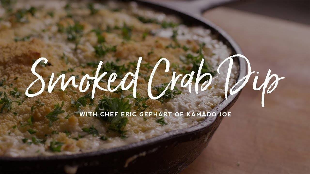 How to make Smoked Crab Dip