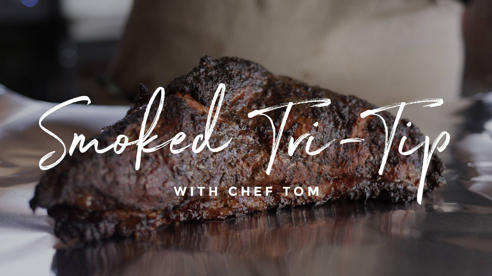 How to make Smoked Tri-Tip
