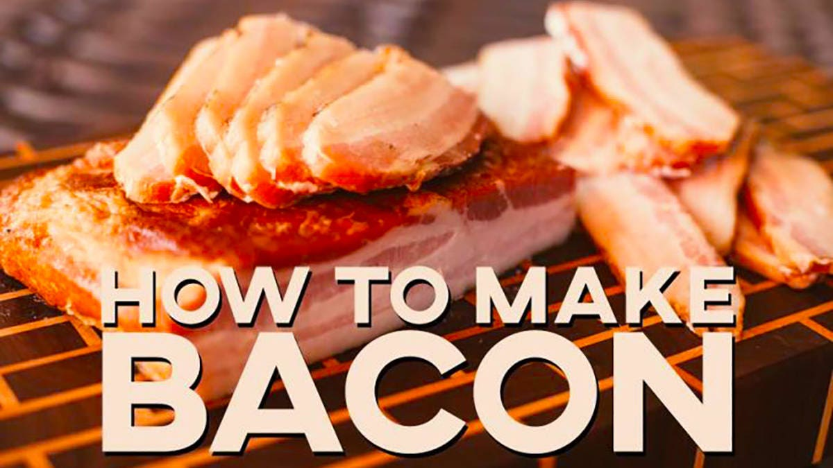 How to Cure Your Own Bacon from Scratch