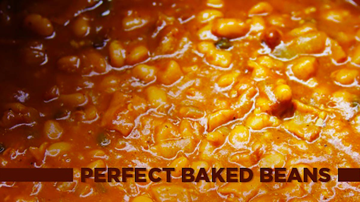 How to make Perfect Baked Beans