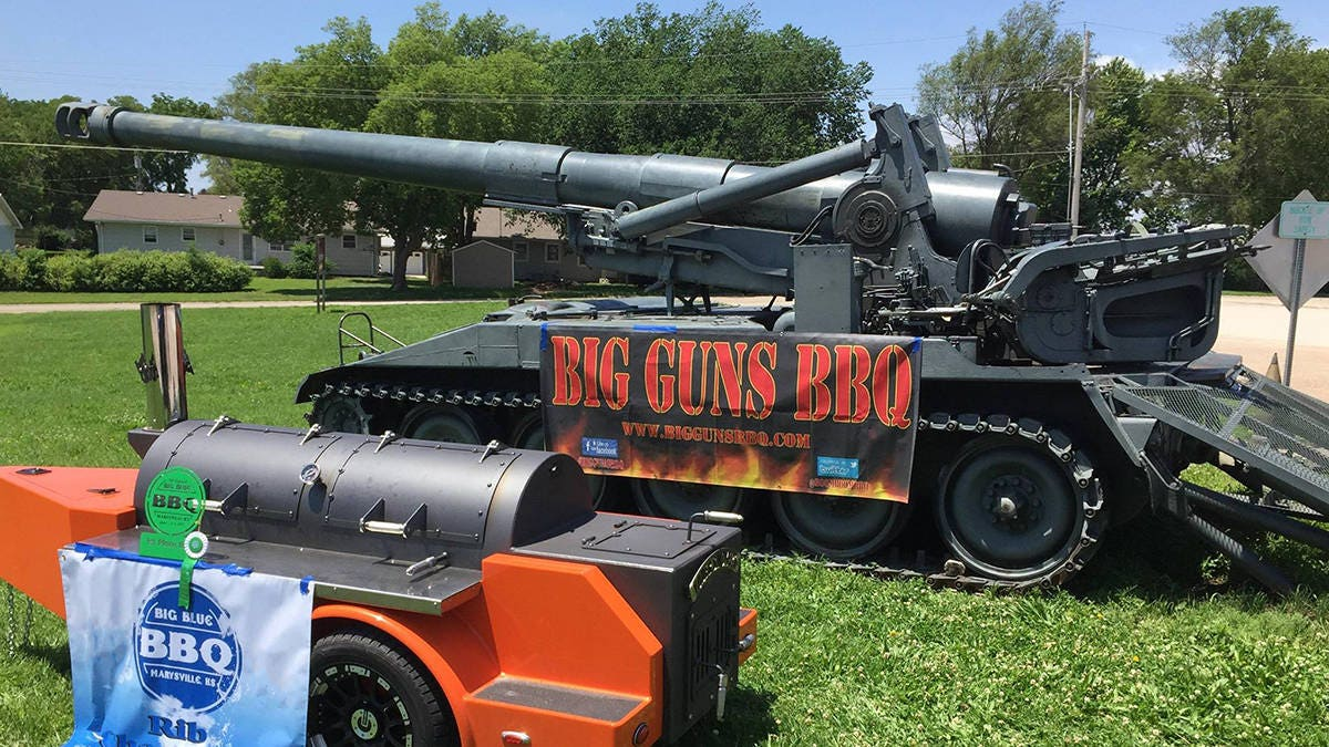 Big Guns BBQ: 2014 Competition Barbecue Kickoff