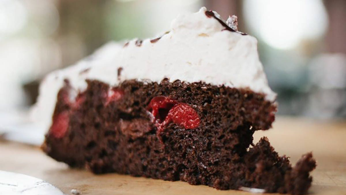 Black Forest Skillet Cake Recipe