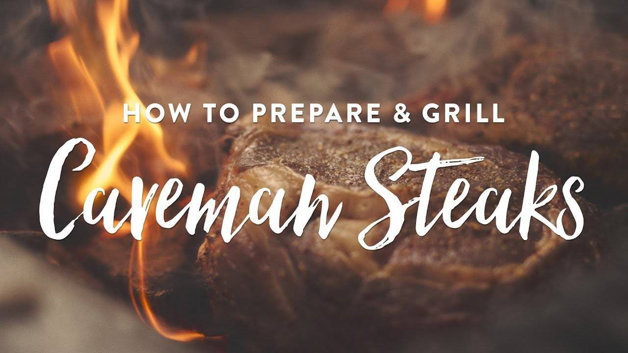 Caveman Steaks Recipe