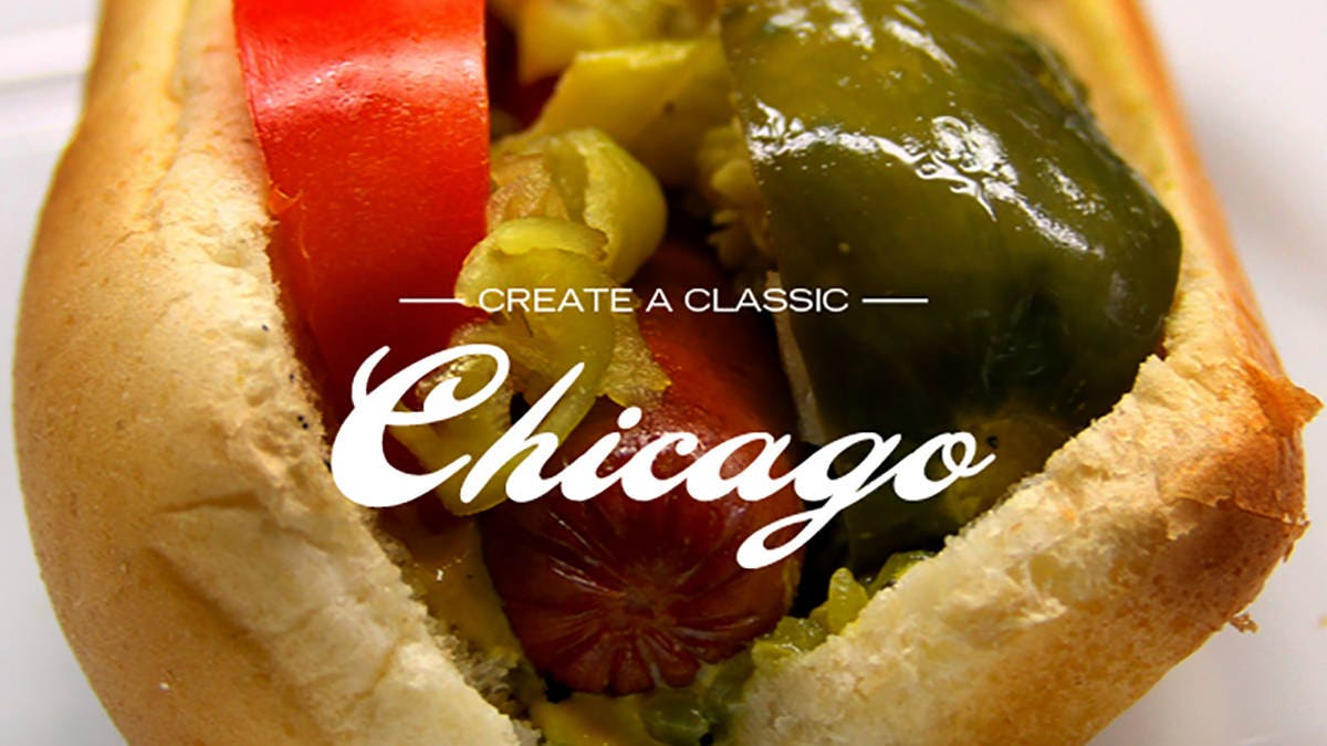 Recipe for The Classic Chicago Dog