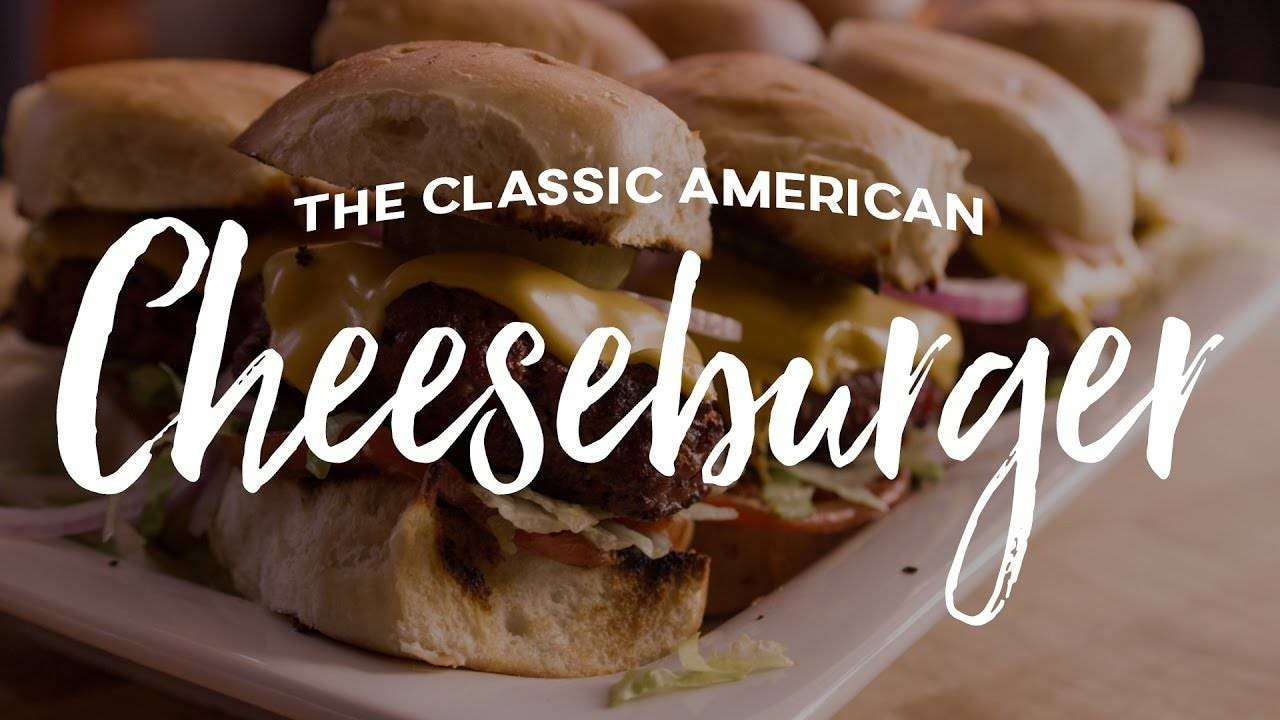 How to make the Classic American Cheeseburger