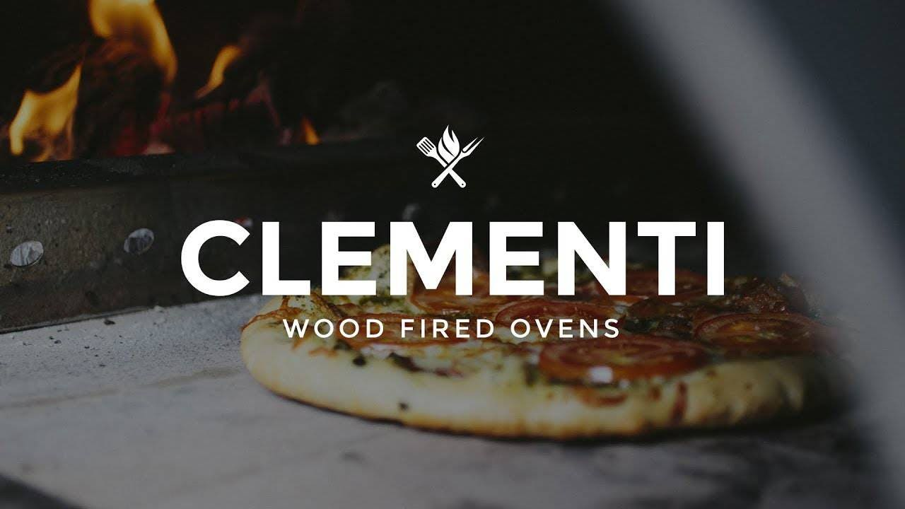 Clementi Pulcinella Wood-Fired Oven Cooking Test