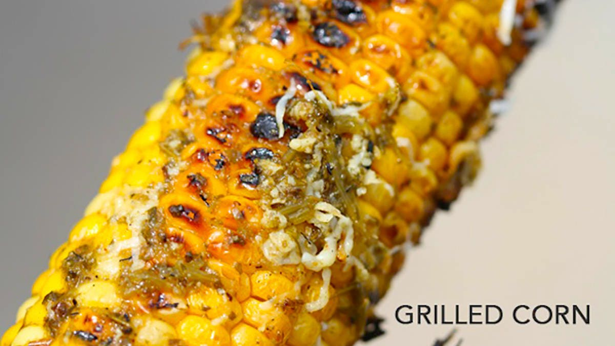 How to make Jalapeño Lime Grilled Corn
