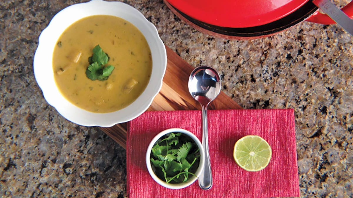 Hatch Chile Chowder Recipe