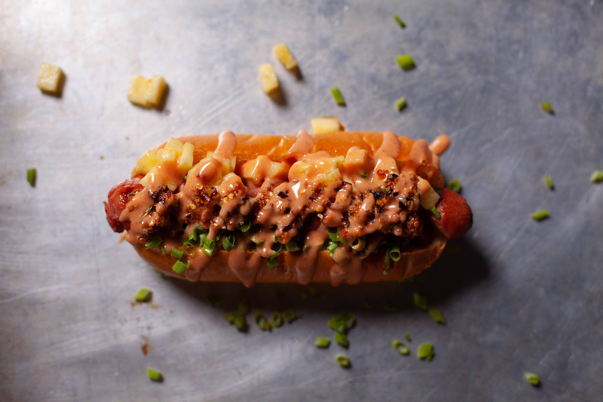 The Hawaiian Dog Recipe