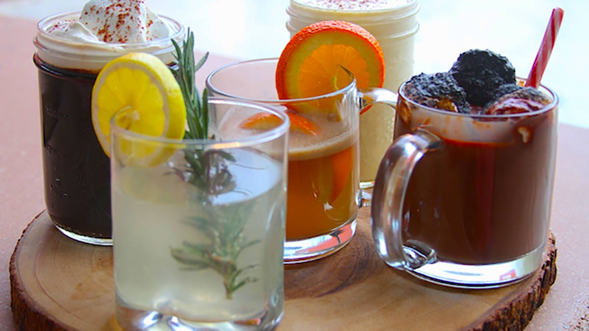 Holiday Libation Recipes