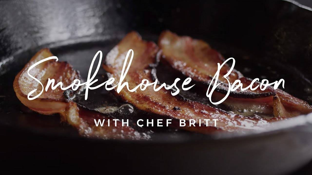 How to make Bacon from scratch