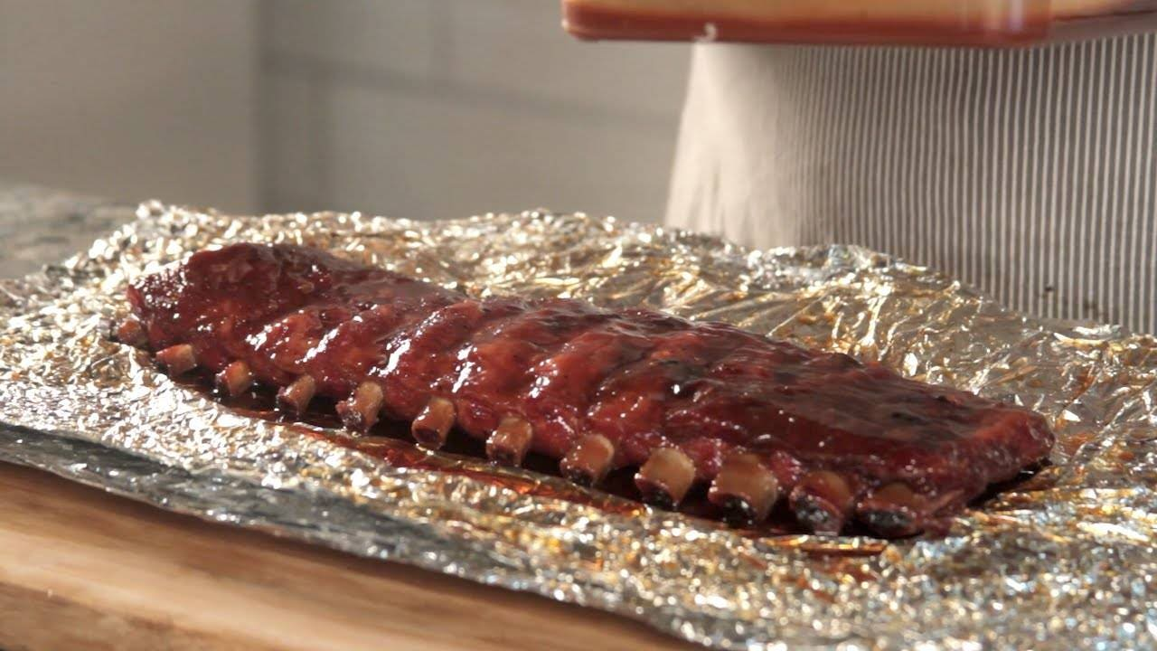 How to Trim and Smoke St. Louis Style Spare Ribs