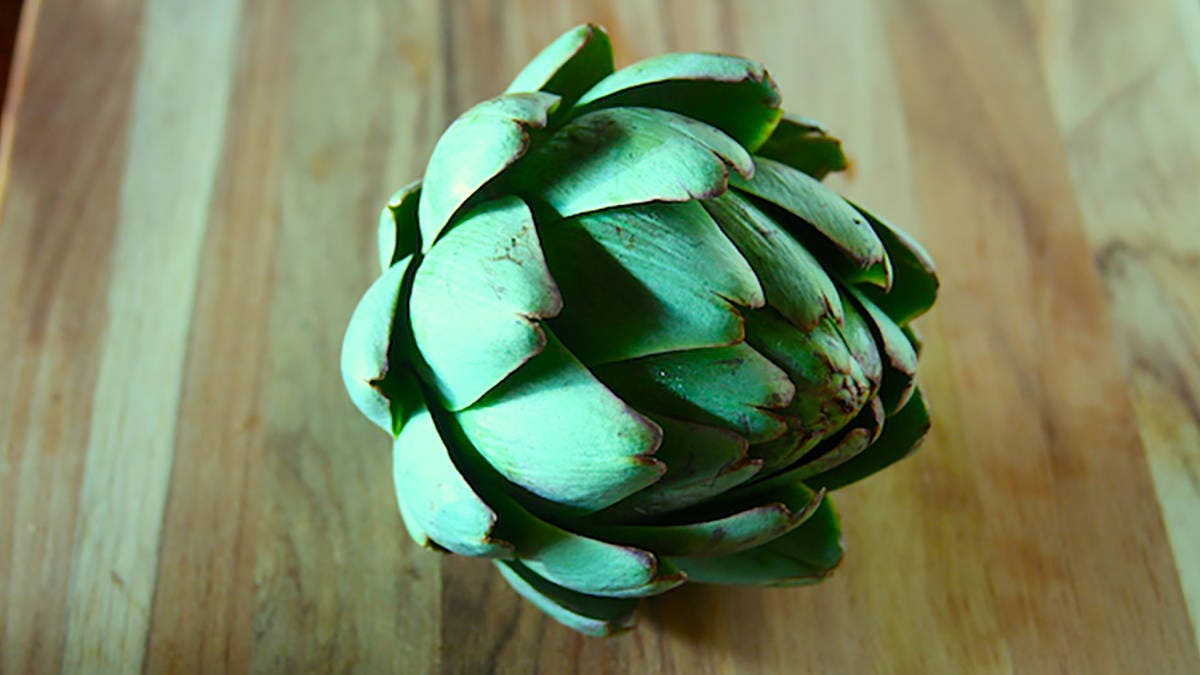 How To Prepare Fresh Grilled Artichoke
