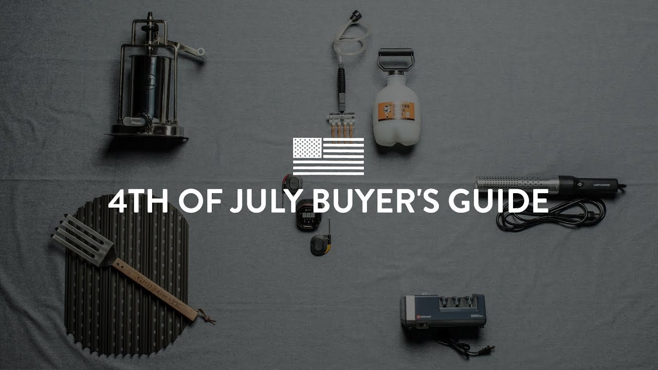 Product Roundup: 4th of July Buyer's Guide