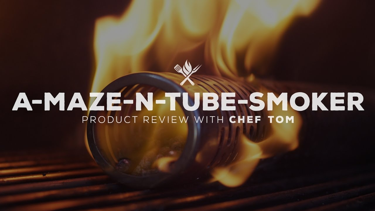 A-Maze-N Tube Smoker Overview