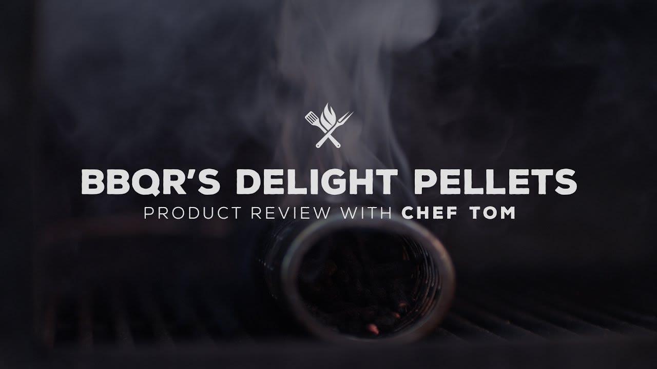 BBQr's Delight Pellets Overview