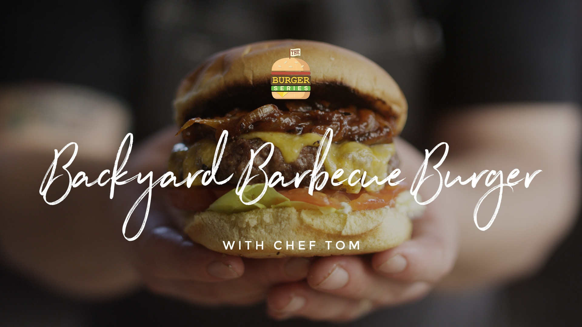How to make Backyard Barbecue Burgers
