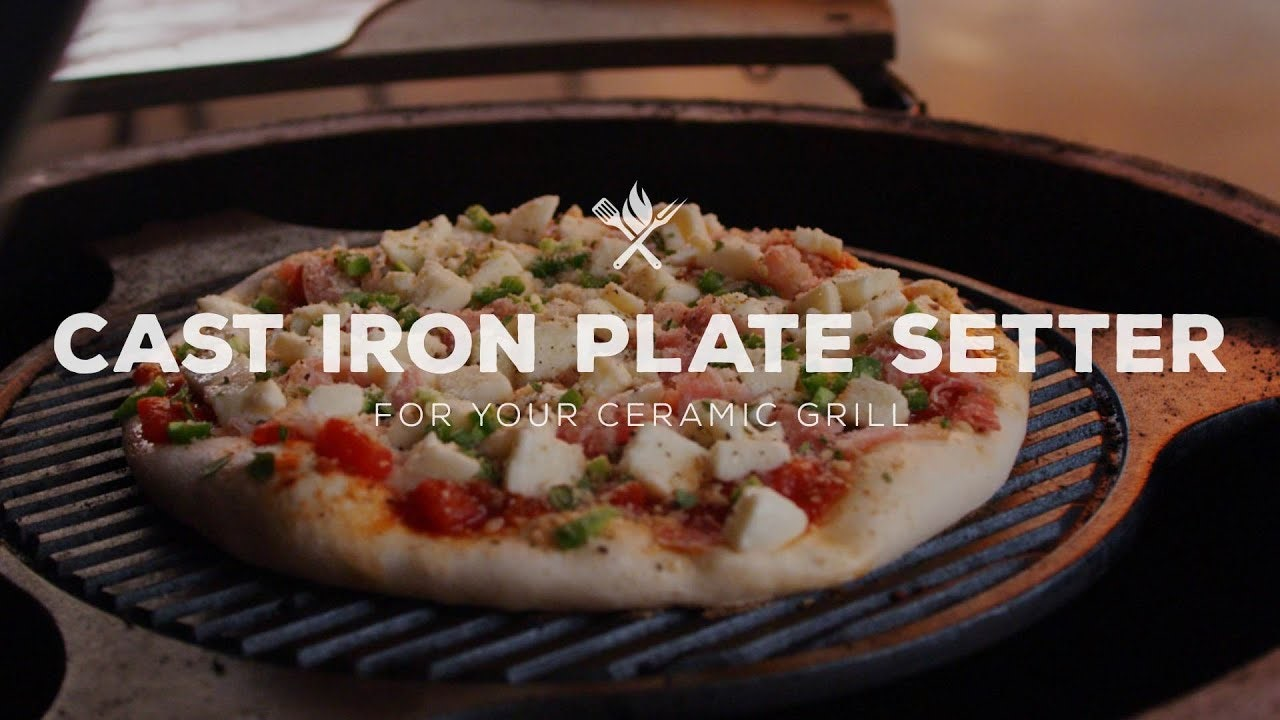 Product Roundup: Cast Iron Plate Setter