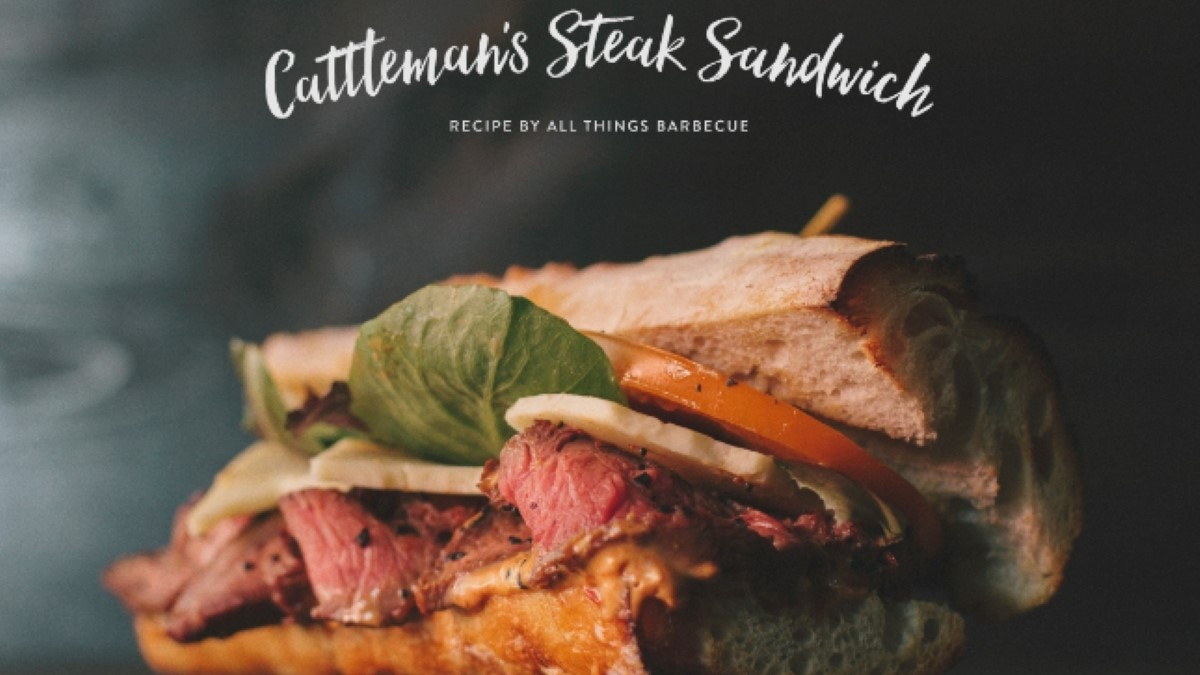 Cattleman's Steak Sandwich Recipe