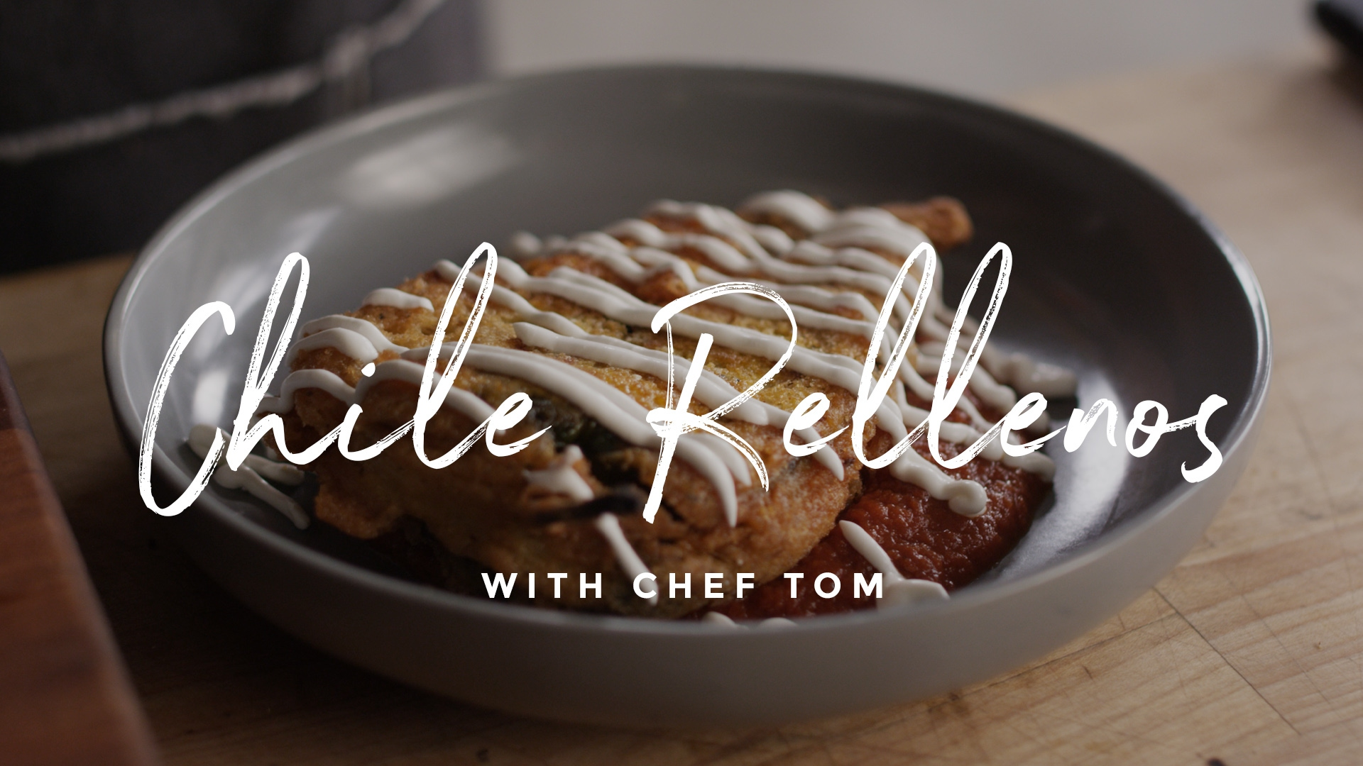 How to make Chile Rellenos