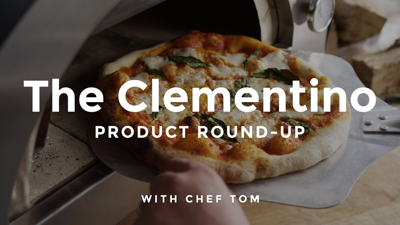 Product Roundup: The Clementino Wood-Fired Pizza Oven