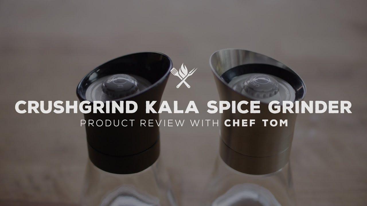 CrushGrind Kala Spice Grinder Overview