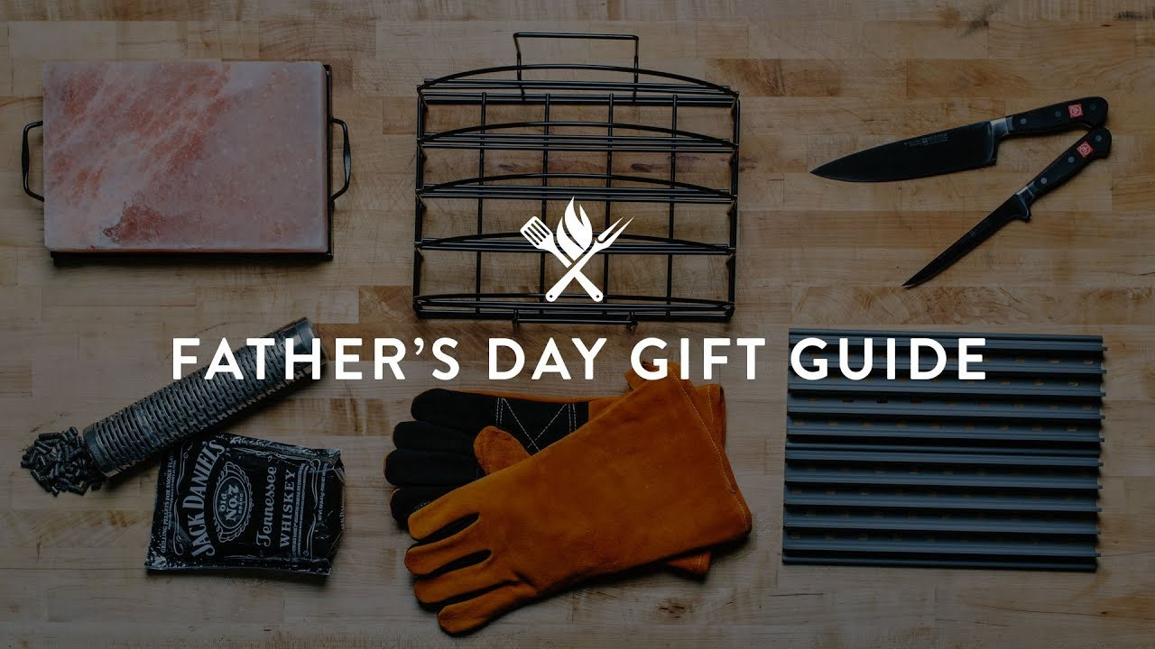Product Roundup: Father's Day Gift Guide