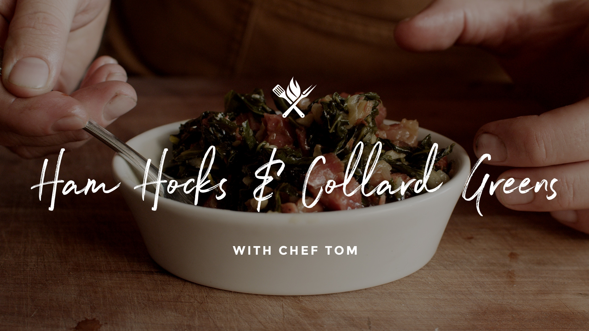 How to make Ham Hocks & Collard Greens