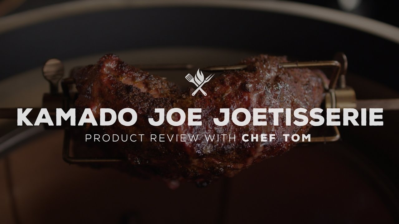 Kamado Joe JoeTisserie Overview