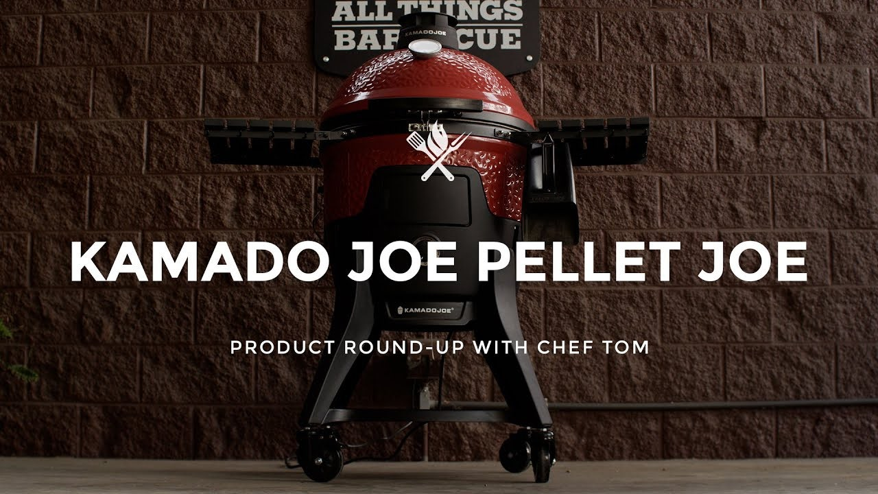 Kamado Joe Pellet Joe Overview