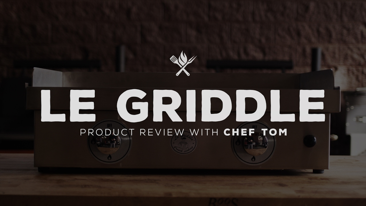"Le Griddle 30"" Teppanyaki Grill Overview"
