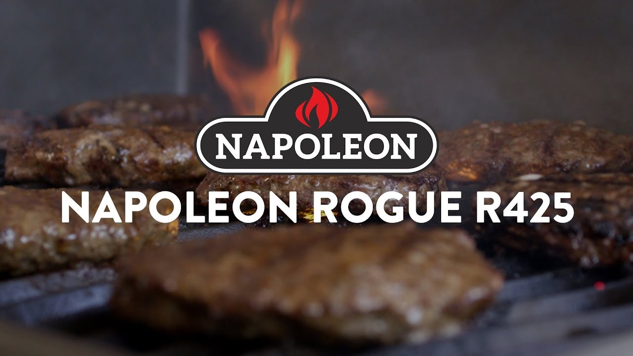 Napoleon Grills Rogue R425 Gas Grill Overview
