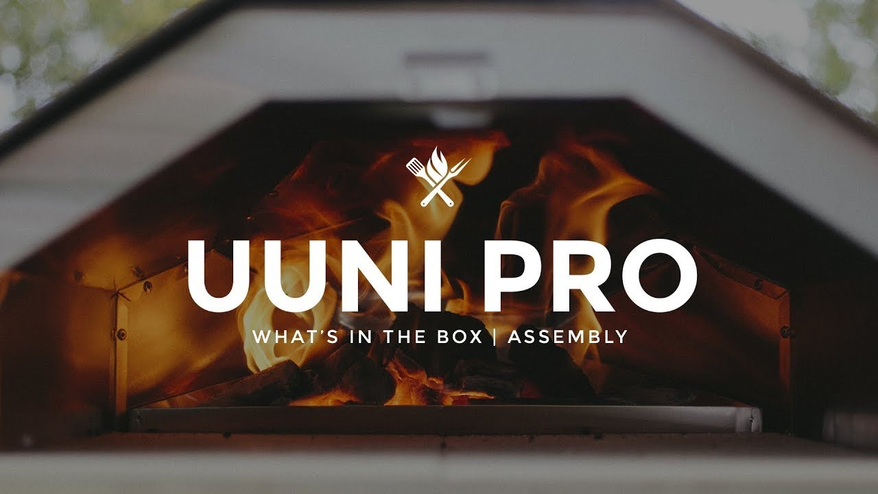 Product Roundup: Uuni Pro What's in the Box & Assembly