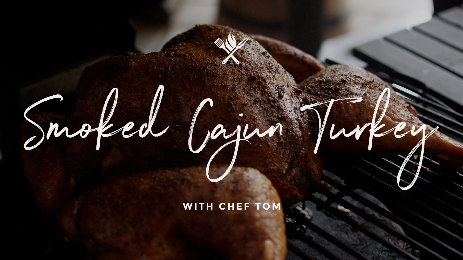 How to make Smoked Cajun Turkey